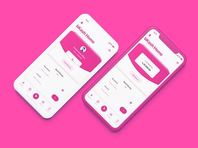 bKash - Check Balance | Mobile Finance App