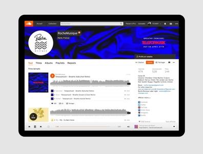 Art Direction & Graphic Design for Telepopmusik Breathe Remixes