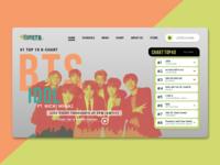 Radio Kampus Itb Landing Page #dailyui #003