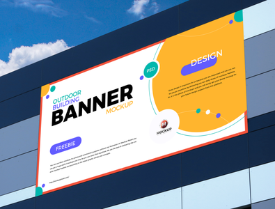 Free Advertising Banner Mockup psd print template stationery mockups billboard mockup identity freebie free sign mockup banner mockup mockup psd mockup free free mockup mock-up mockup frame font download branding