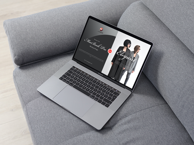 Free MacBook Pro Placing on Sofa Mockup psd print template stationery mockups ui design identity freebie free website mockup mockup psd mockup free free mockup mock-up mockup ui-ux download branding