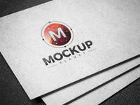 Free Psd Logo Mockup 2018