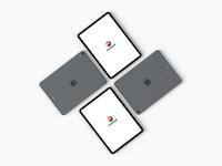 Free New iPad Pro 2018 Mockup
