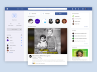 Facebook Watchpage Redesign