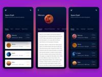 Space Explr App
