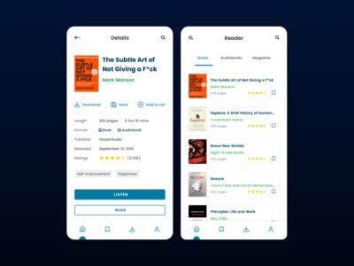 Reader  App