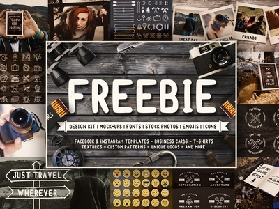 Freebie! And a Huge Thank You!