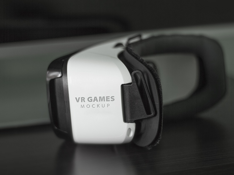 FREE Mock-up! VR Games samsung games game virtual games vr mockup mock freebie free