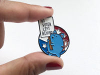Voting Rights Mouse Pin