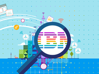 """IBM Smart City"" Design Boards"