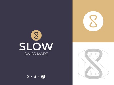 Slow Watches Logo Refresh