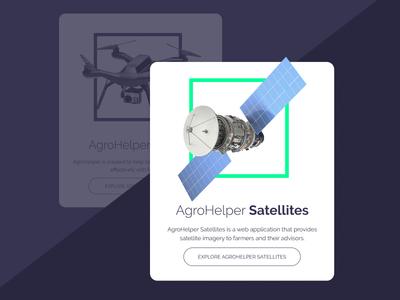 AgroHelper Satellites
