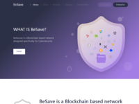 BeSave - Blockchain Based Network