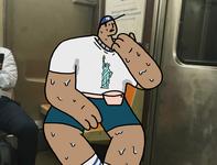 Subway Sauna (4/5)