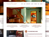 The Redefined Home Website