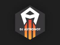 Dj Astronot Dribbble