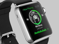 Spotify for Apple Watch