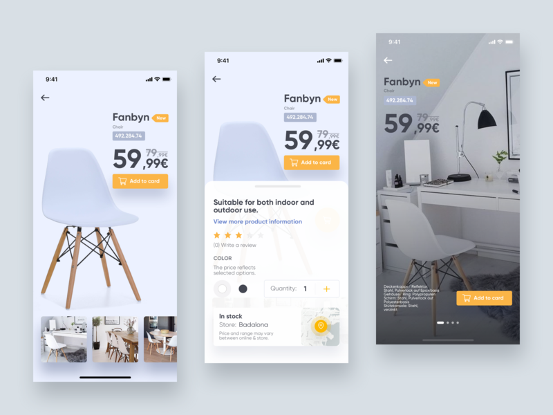 Ikea Application Concept logo tipografía icono marca furniture concept app product app branding ikea visualdesign uiux designinspiration prototype appdesign graphicdesignui ui ux graphic sketch design