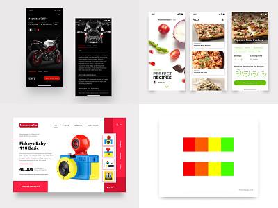 Best of 2018 design sketch invisionstudio graphic ux ui graphicdesignui appdesign prototype designinspiration uiux visualdesign