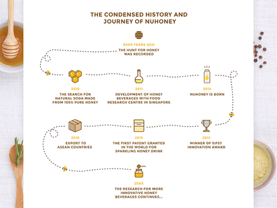 History Timeline - Nuhoney