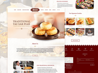 603 Tau Sar Piah - Traditional Pastries