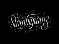 Slambigrams Logo