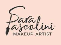 Sara Pascolini MUA - Logo Design