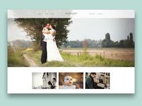Dreampacker Wedding - Website