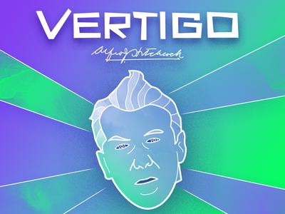 Vertigo by Hitchcock