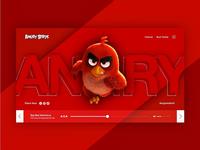 Daily UI – Angry Birds