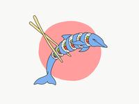 Sushi Dolphin