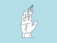 Multiple Hand