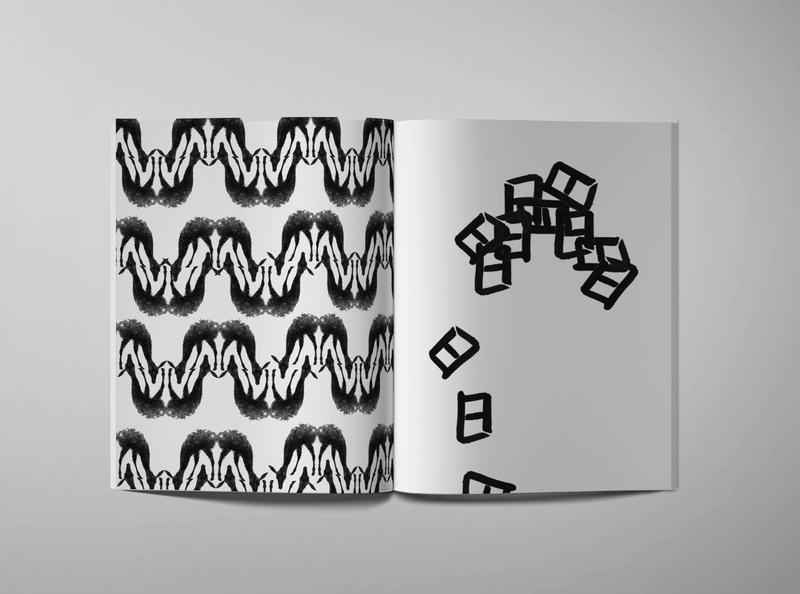 Architectural Narrative - Contemporary 3 mockup photo montage editorial design