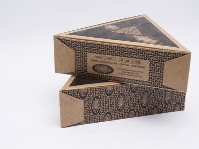 Grogue - Information tag photography illustration packaging mockup design