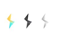 Chargy  - Color alternatives visual identity logo design