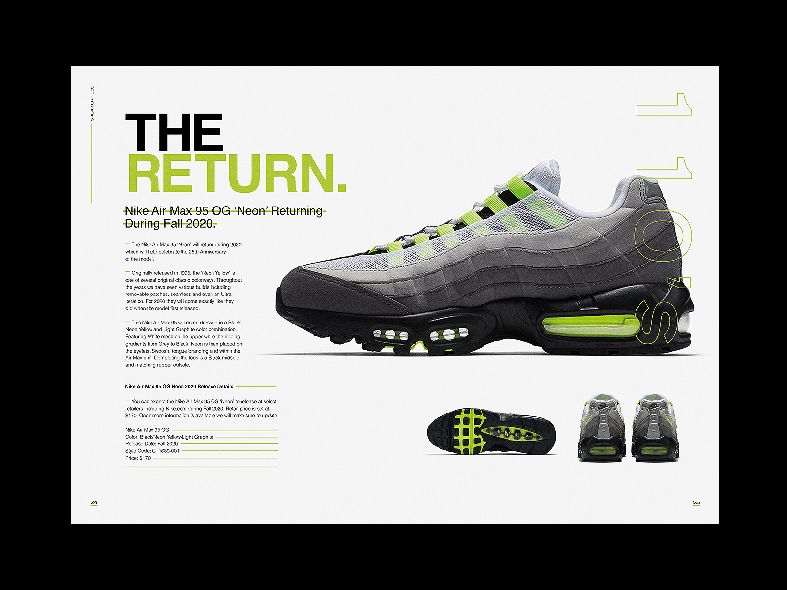 nike air max 95 neon 2020 release date