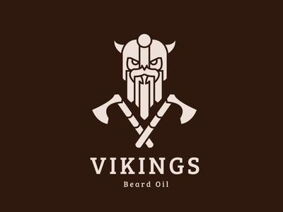Vikings Beard Oil