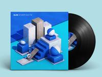 Indigo - Vinyl Mock Up