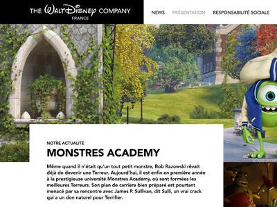 The Walt Disney Company France