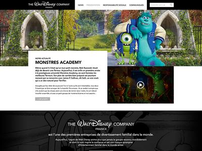 The Walt Disney Company France (full)
