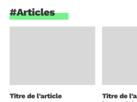 Articles list