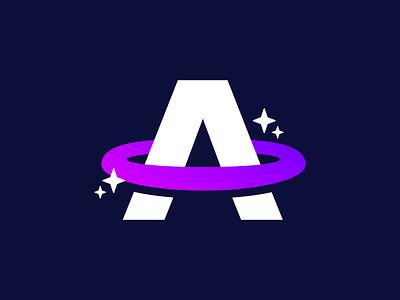 ASTRO v1 stream streamer gradient scoped ninja tfue ghost gaming faze clan twitch gaming logo gaming esports logo esports branding brand graphic design logos design clean logo