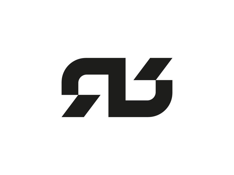 RR / Double R santiago brazil brasil argentina latinoamerica sudamerica valparaiso santiago de chile chile gaming logo gaming esports logo esports branding brand graphic design logos clean design logo