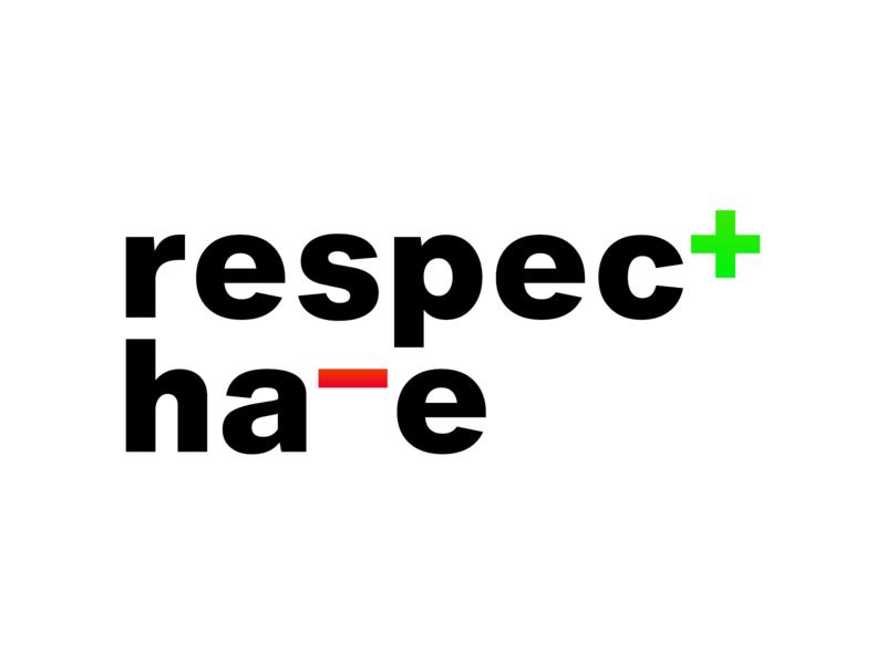 More Respect, Less Hate. design logodesign latino latin santiago latinoamerica sudamerica brazil chile gaming esports esports logo less respect branding graphic design logo