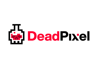 DeadPixel Labs skull game gameicon call of duty stream streamers streamer twitch gaming logo gaming esports logo esports branding brand graphic design logos clean design logo