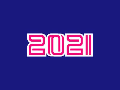 Happy new year to everyone! 2020 2021 year symbol brazil mexico argentina chile branding twitch gaming logo gaming logos esports logo esports clean design logo