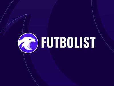 Futbolist. gaming esports logo brand esports branding graphic design logos clean design logo