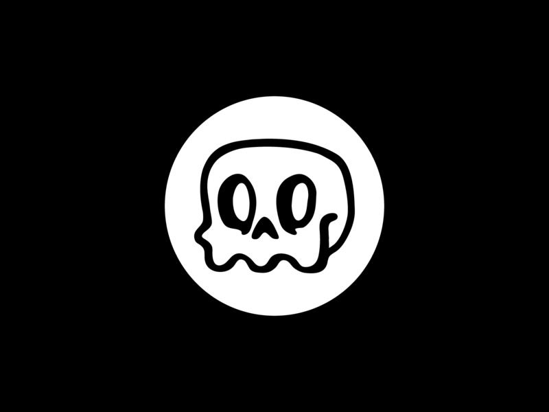 Skull logo bones bone skull graphic design logos design clean logo esportslogo ghostgaming soargaming soar optic faze streamer esports logo gaming logo twitch gaming esports