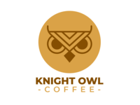 Knight Owl Coffee color variant.
