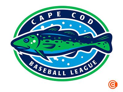 Collegiate Baseball | Cape Cod Baseball League Logo Redesign cape cod baseball league cape cod baseball league